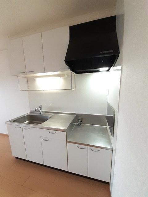 メゾン・フレ-シュ A棟 02010号室のキッチン