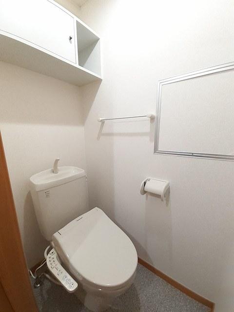 メゾン・フレ-シュ A棟 02010号室のトイレ