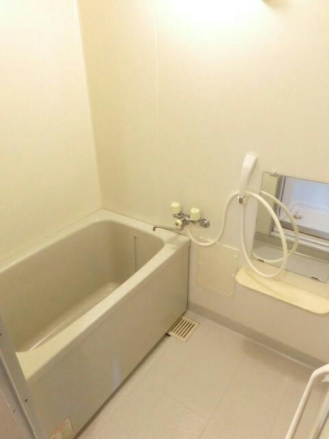 メゾンシティコート B棟 02010号室の風呂