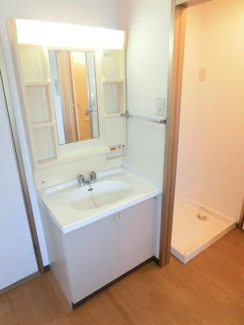 メゾンシティコート B棟 02010号室の洗面所
