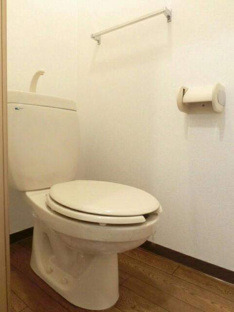 メゾンシティコート B棟 02010号室のトイレ