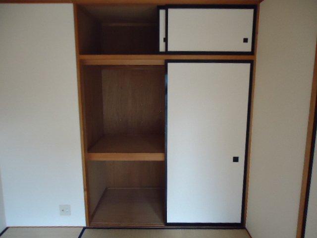 レインボー S・R 00203号室の設備