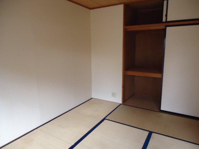 レインボー S・R 00203号室の収納