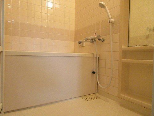シェルモール采女 303号室の風呂