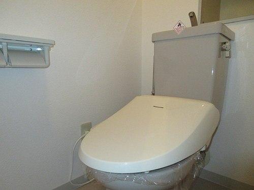 シェルモール采女 303号室のトイレ