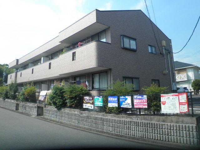 マ・メゾン藤ヶ丘 B 101号室の外観