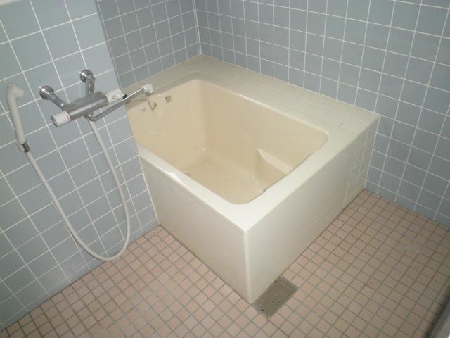 ワイズタウン 1棟 301号室の風呂