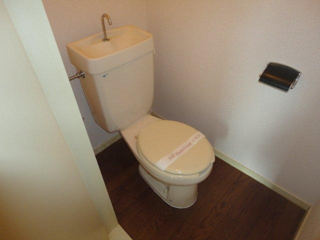 アムールタウン 00105号室のトイレ