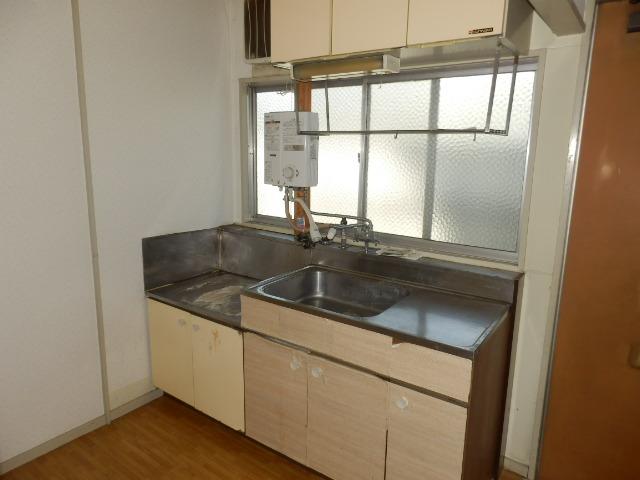 サンコーポ 202号室のキッチン