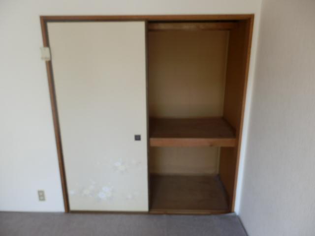 サンコーポ 202号室の収納