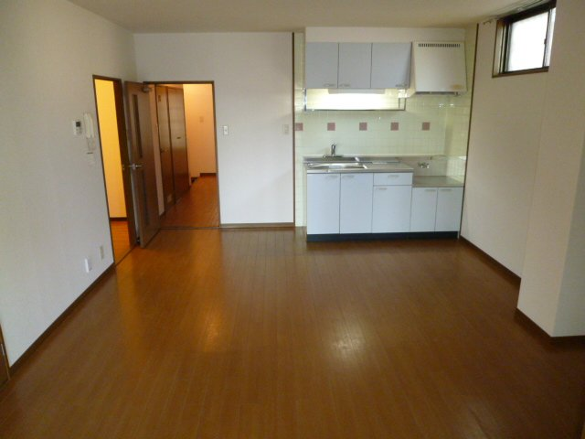 ヴィラ晃梅 103号室のキッチン