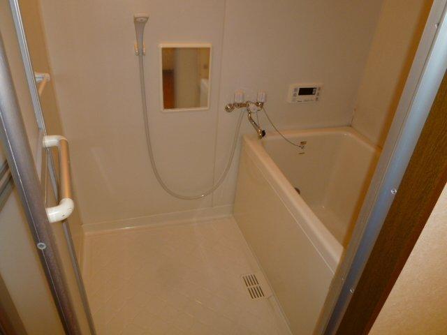 ヴィラ晃梅 103号室の風呂
