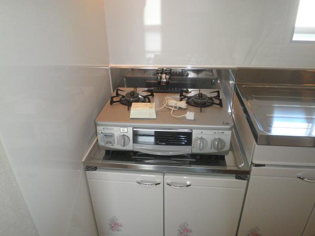 エスポアロイヤル 203号室の設備