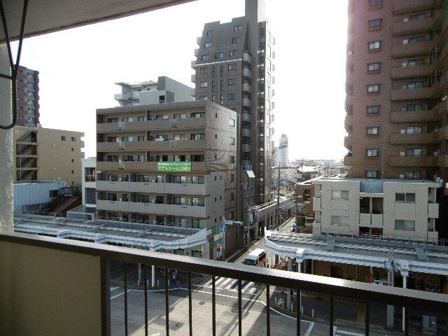 瑞穂ビル 502号室の景色