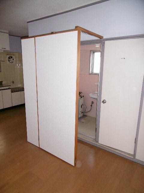 瑞穂ビル 502号室の設備