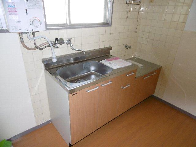 瑞穂ビル 502号室のキッチン