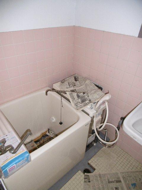 瑞穂ビル 502号室の風呂