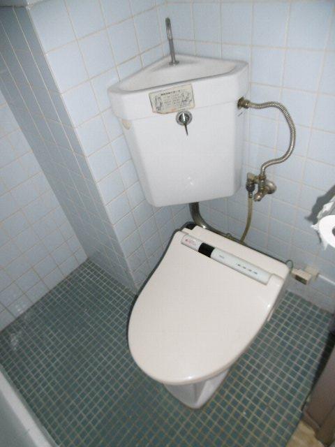 瑞穂ビル 502号室のトイレ