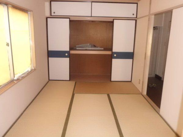 第3菊屋ビル 3E号室のベッドルーム