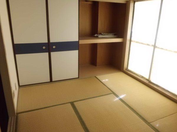 第3菊屋ビル 3E号室の収納