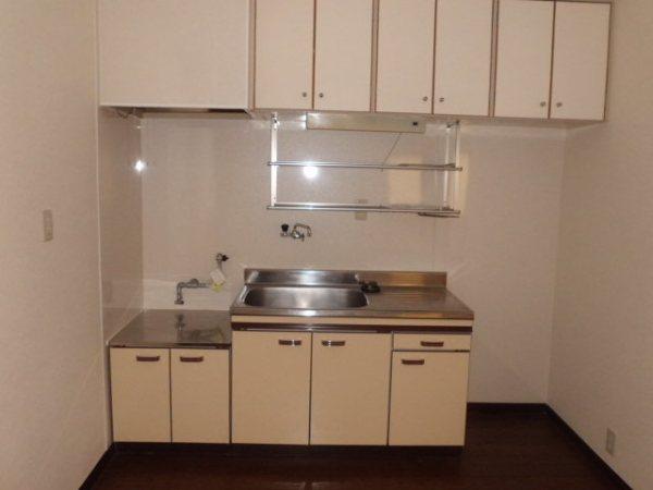 第3菊屋ビル 3E号室のキッチン