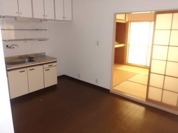 第3菊屋ビル 3E号室のリビング