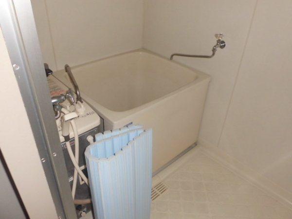 第3菊屋ビル 3E号室の風呂