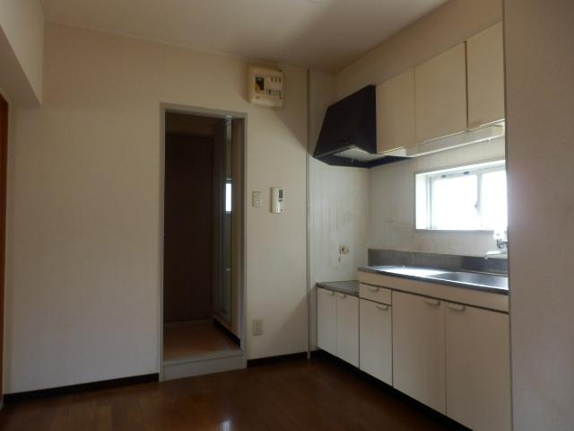 加福ハイツⅢ 202号室のキッチン