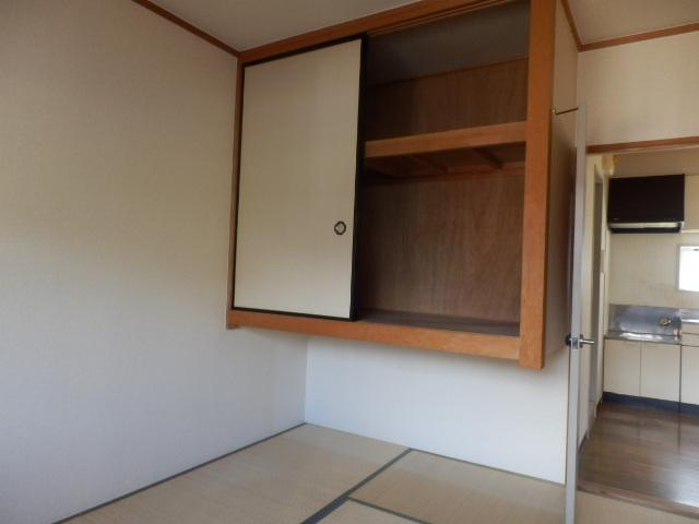 加福ハイツⅢ 202号室の収納