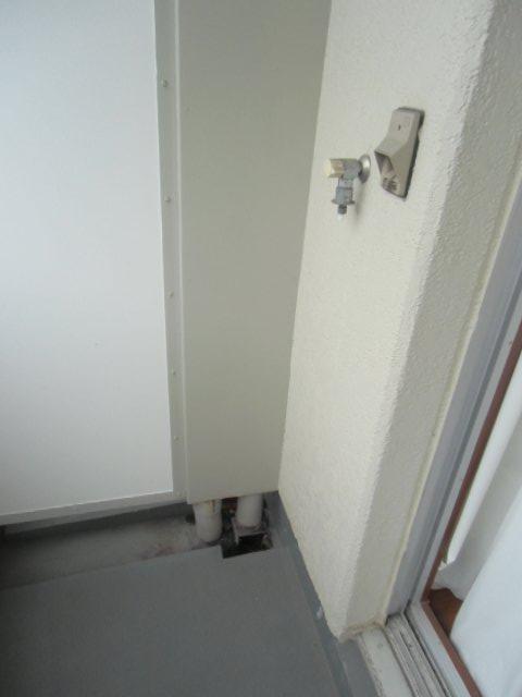 緑ヶ岡マンション 203号室の設備