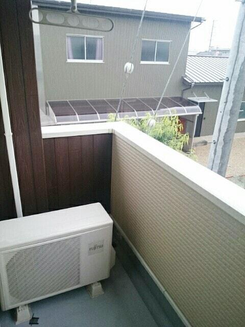 サンリット・レジデンスB 02030号室の景色