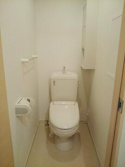 サンリット・レジデンスB 02030号室のトイレ