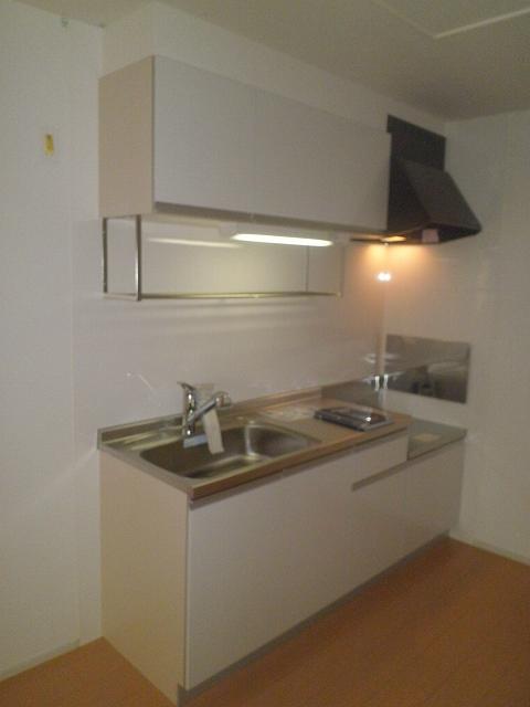 サンリット・レジデンスB 02030号室のキッチン