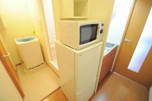 レオパレス千代崎コースト 108号室の風呂