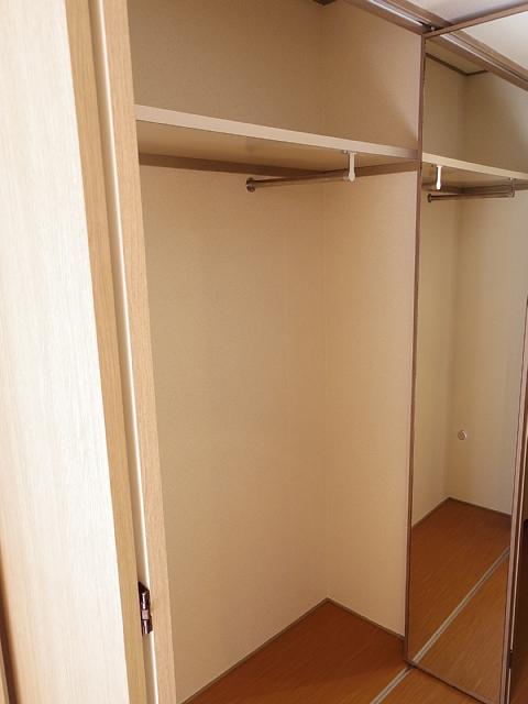 IBはら 310号室の収納