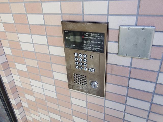 IBはら 310号室のセキュリティ