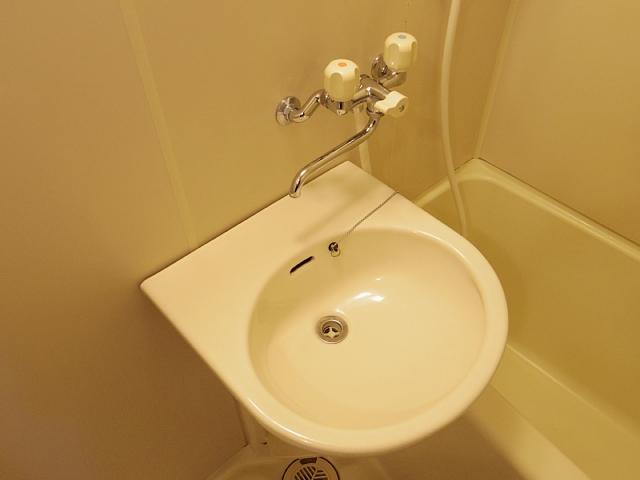 IBはら 310号室の洗面所
