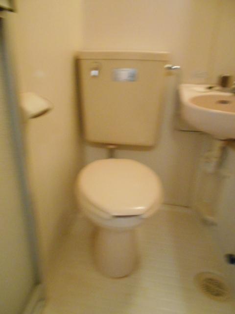 大仁マンションⅠ 106号室のトイレ