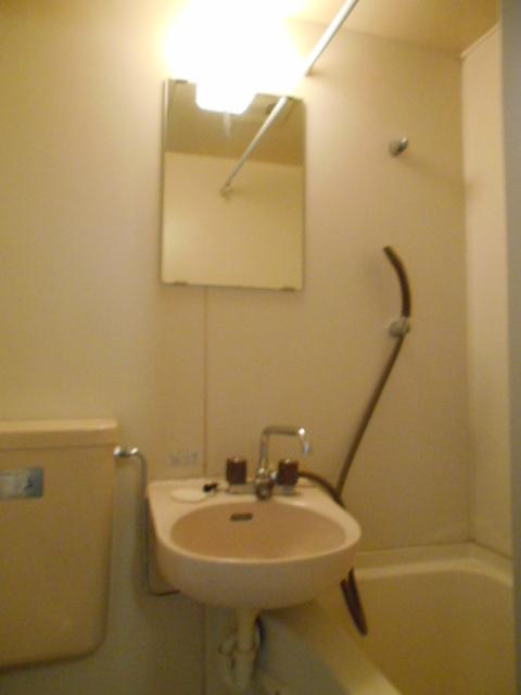 大仁マンションⅠ 106号室の洗面所