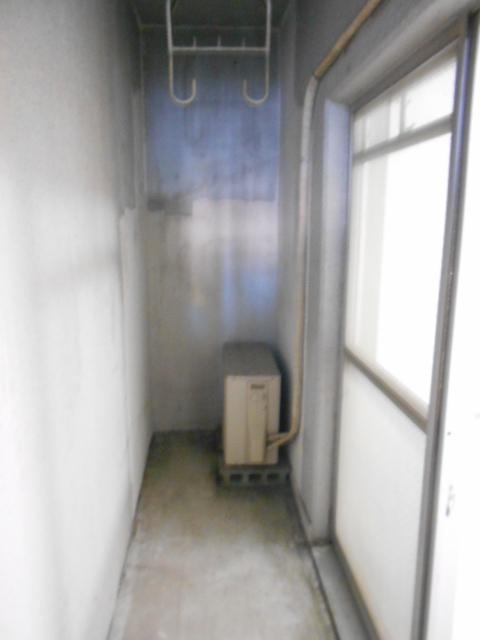 大仁マンションⅠ 106号室のバルコニー