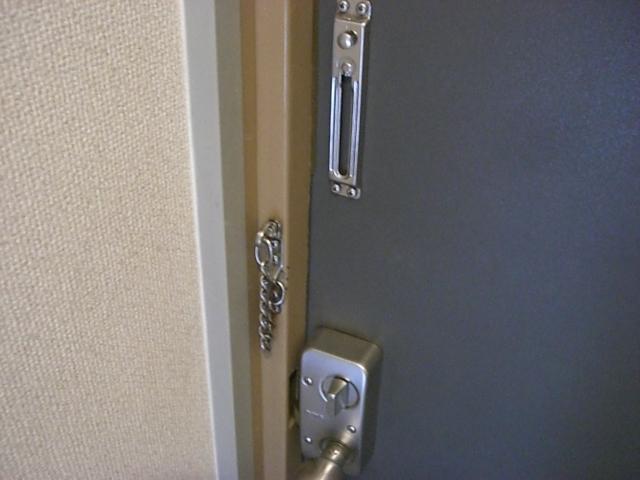 コーポわかば 202号室のセキュリティ