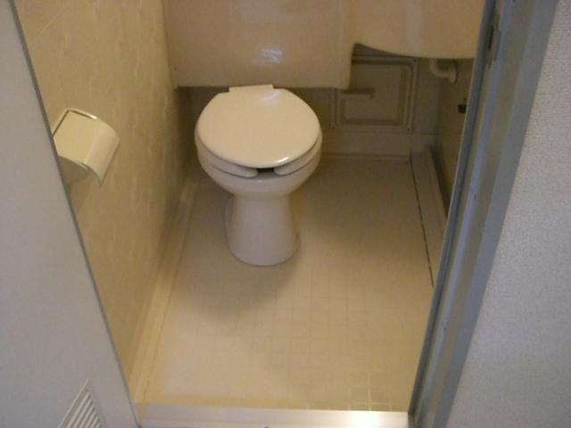 コーポわかば 202号室のトイレ