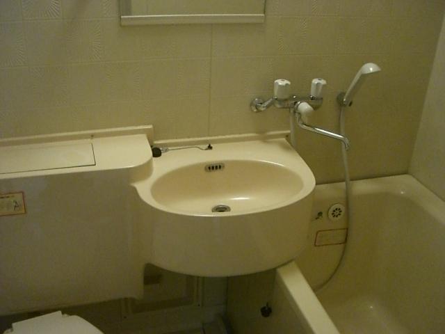 コーポわかば 202号室の洗面所