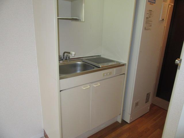 メゾン・ド・フランドル 406号室のキッチン