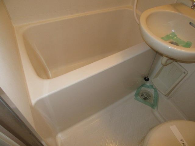 メゾン・ド・フランドル 406号室の風呂