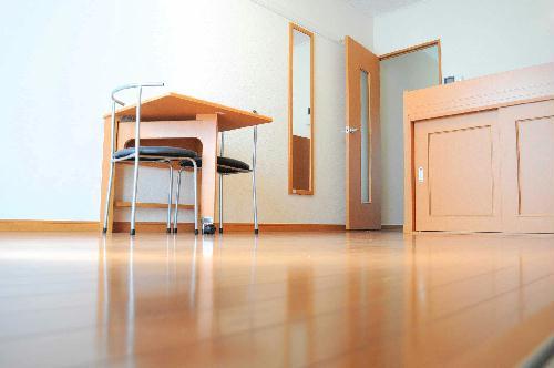 レオパレスシュガーグレイス 117号室のリビング