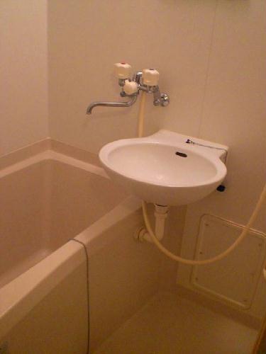 レオパレスシュガーグレイス 117号室の風呂