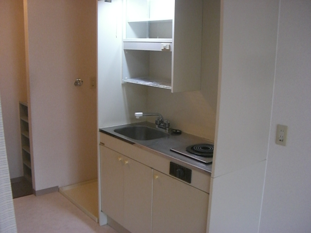 コーポわかば 302号室のキッチン