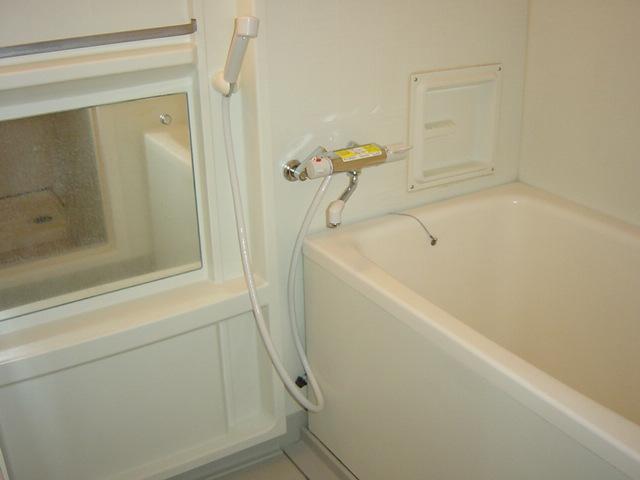 アイリスガーデン羽田 00103号室の風呂