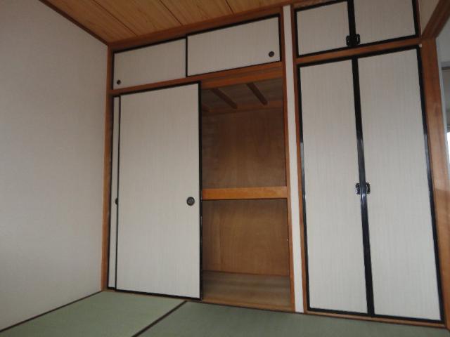 アイリスガーデン羽田 00103号室の収納